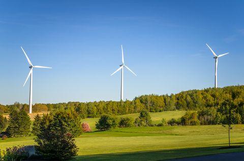 maine wind energy