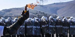 KOSOVO-DEFENCE-NATO-DRILL