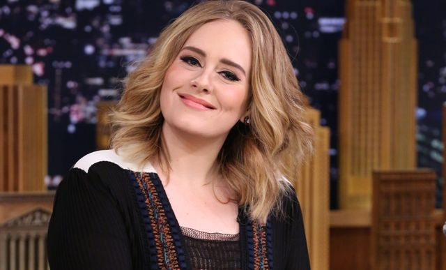 the tonight show starring jimmy fallon    episode 0373    pictured singer adele on november 23, 2015    photo by douglas gorensteinnbcu photo banknbcuniversal via getty images via getty images