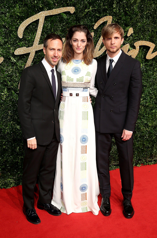 Celebrities wearing PeterPilotto