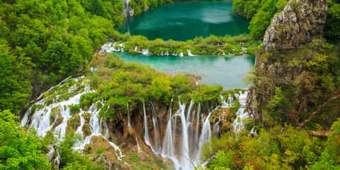 Most Famous Waterfalls Across The World