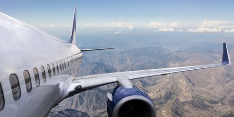 Standing Only Flights