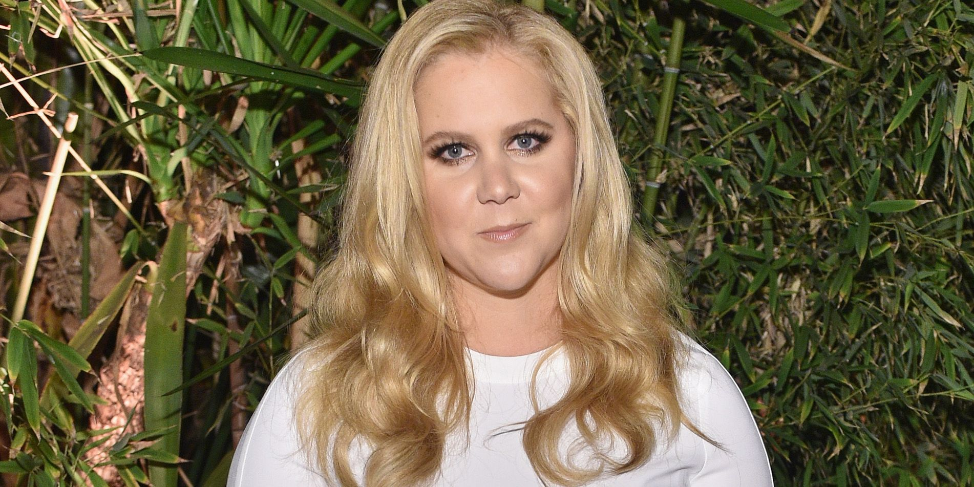 Amy Schumer at GQ party