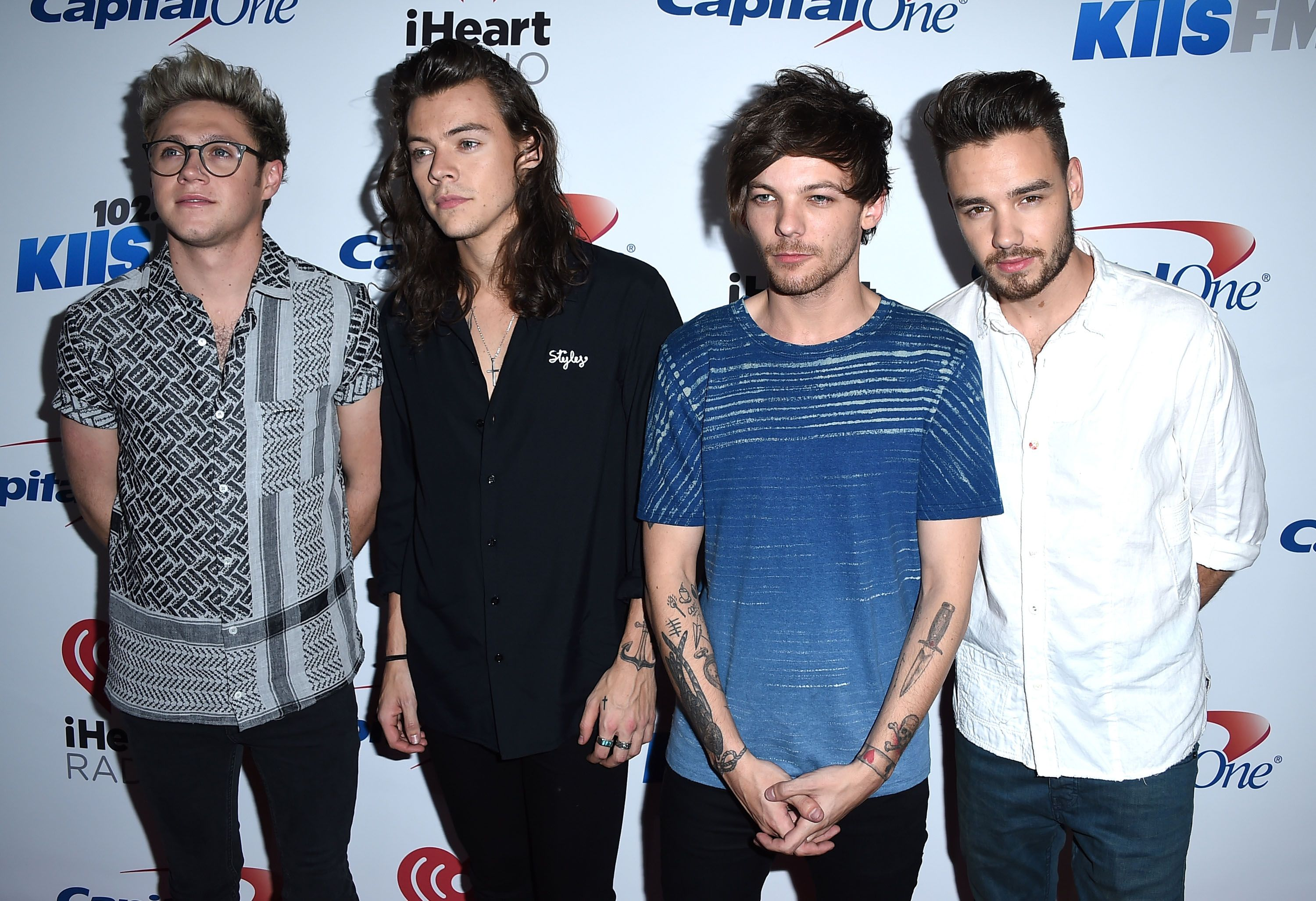 Who are each of the one direction members dating