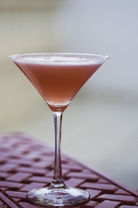 pink lady cocktail drink