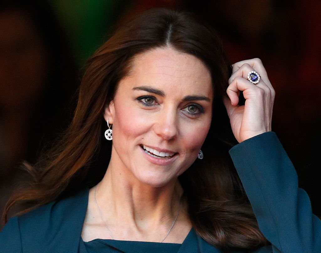The Untold Story Behind Kate Middleton's Engagement Ring