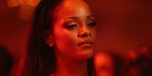 Rihanna dinner date- hassan relationship