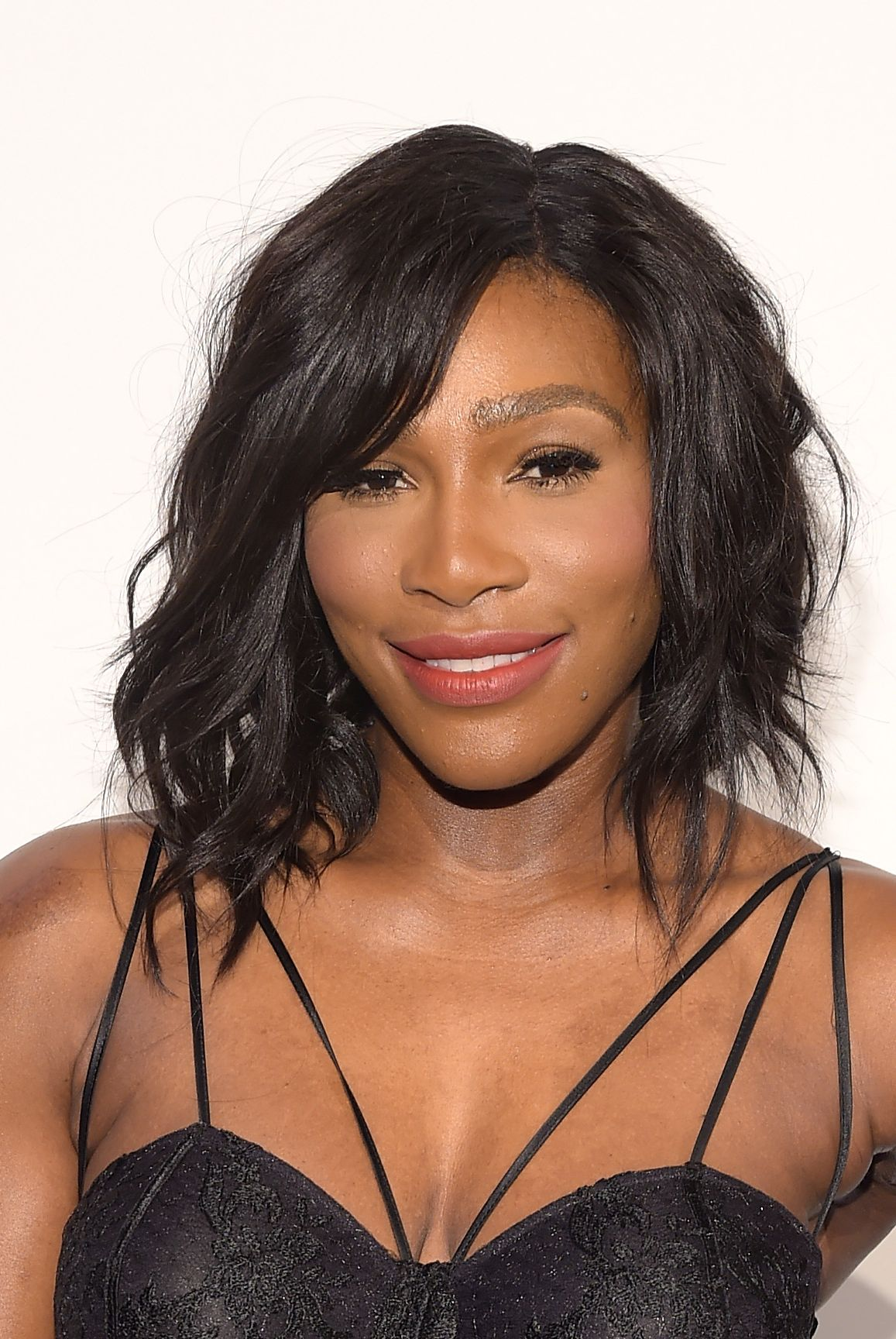 Serena Williams Real talk: texture will take your cut up several notches.