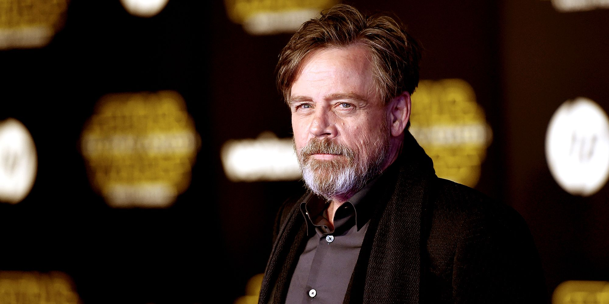How Mark Hamill Became Grizzled Luke Skywalker
