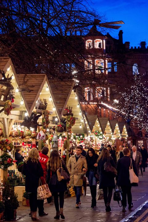 The 10 Best Christmas Markets In Europe For Cosy Winter Shopping