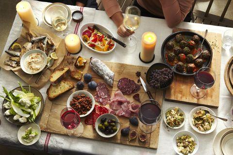 Food, Dish, Cuisine, Meal, Brunch, Ingredient, Breakfast, appetizer, Cicchetti, Vegetarian food,