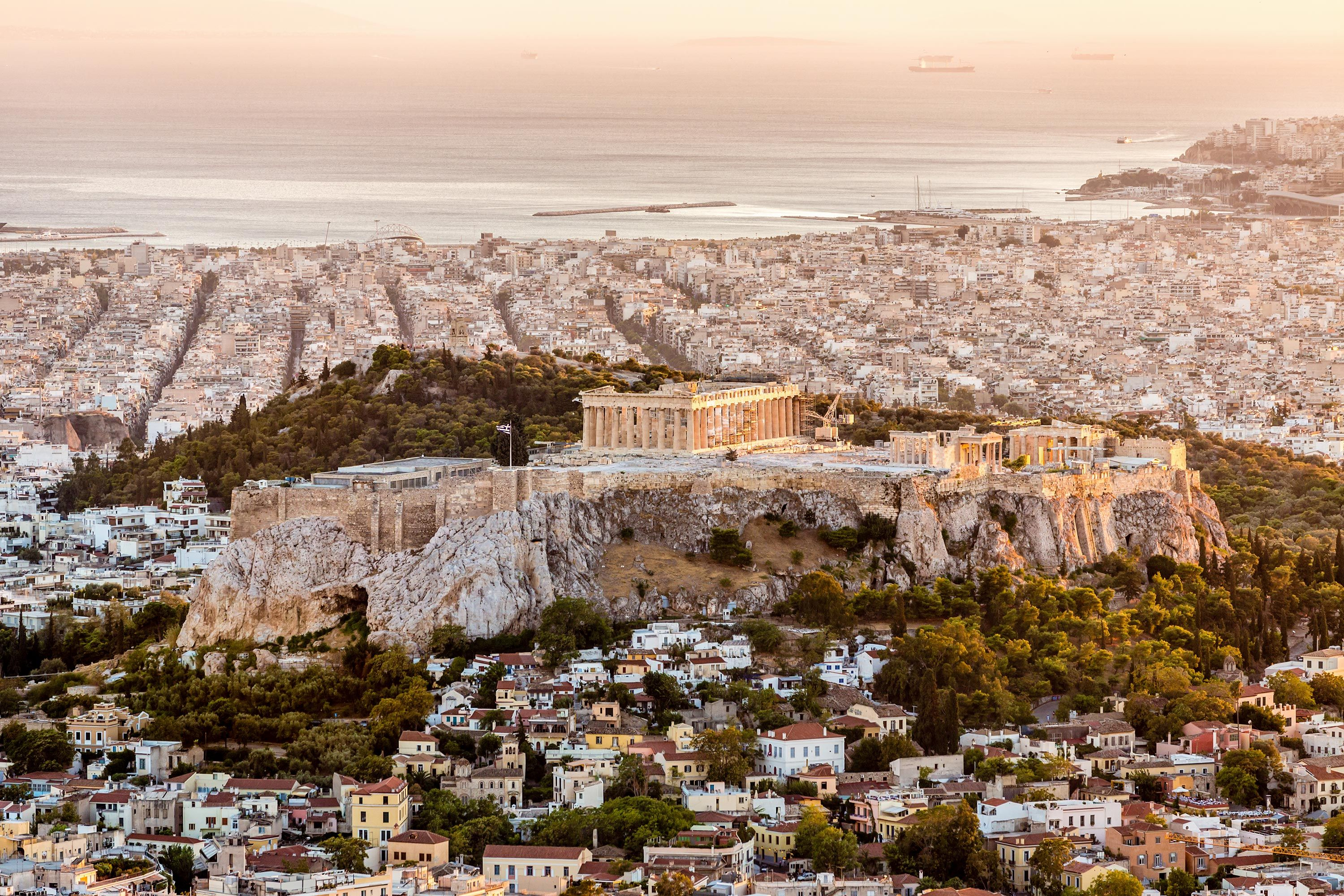 Athens: a guide to the city's rising arts and culture scene