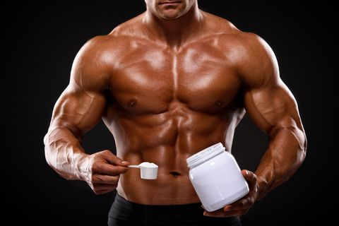Will Creatine Boost Your Gains? Here's Everything You Should Know