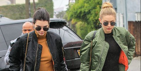 a63946db74b Kendall Jenner And Gigi Hadid Slam The Press In Angry Message