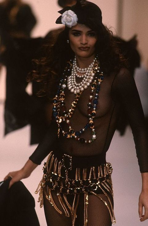 chanel, chanel fallwinter 1991