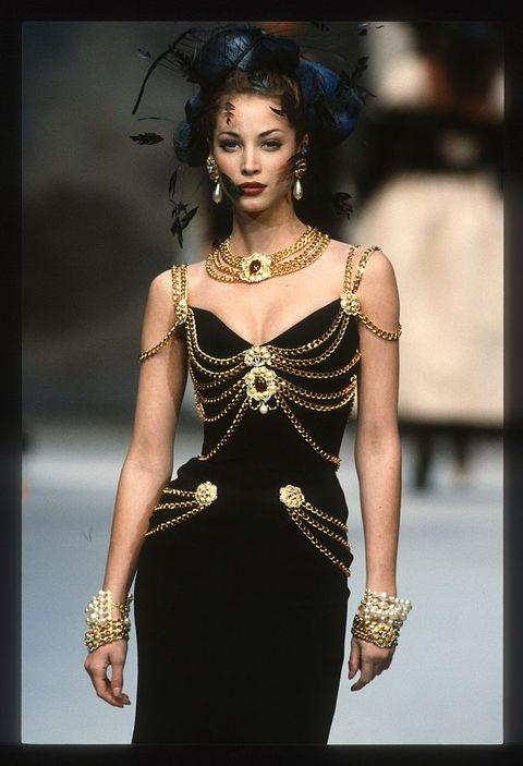 chanel 90, chanel desfiles, tendencias otoño invierno, tendencias moda mujer 2020