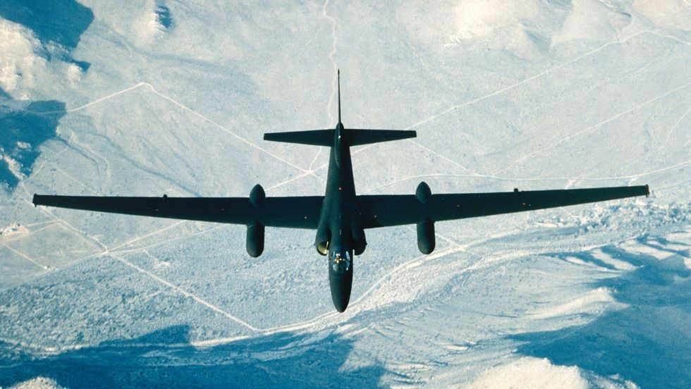 Why the U-2 Is Such a Badass Plane