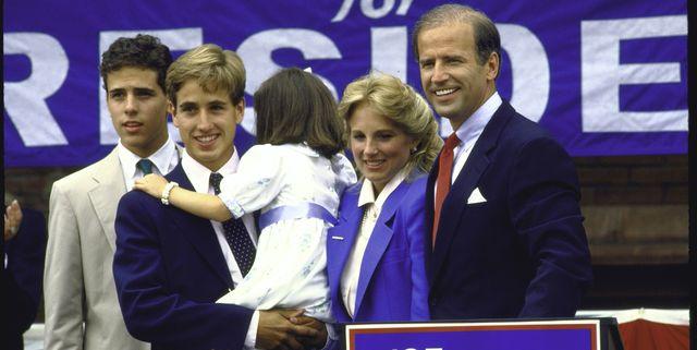 Who Are Joe Biden S Children Hunter Ashley Beau And Naomi
