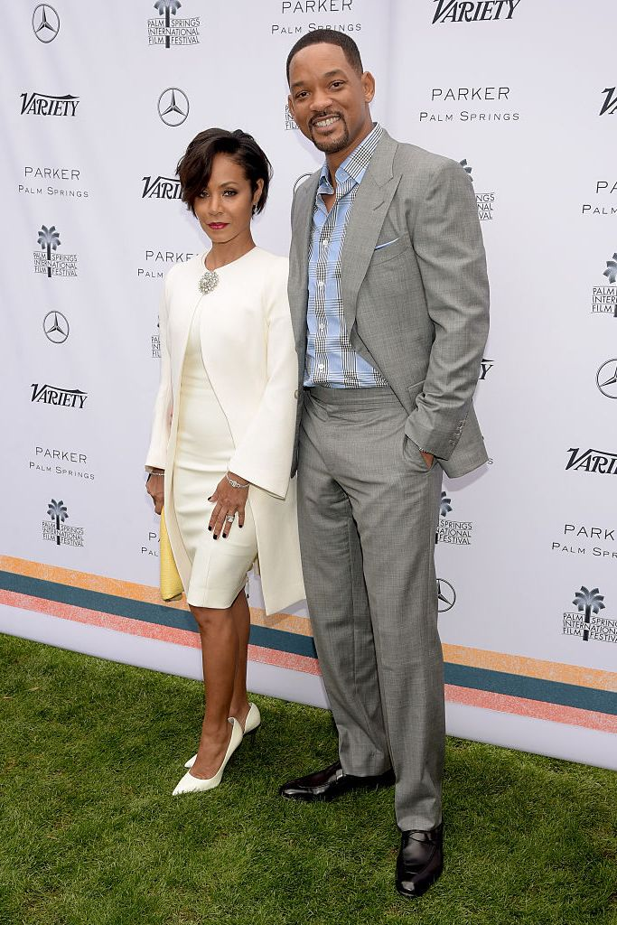 Will Smith and Jada Pinkett Smitth