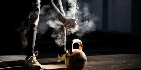 Explosieve kracht en spiermassa dankzij deze training