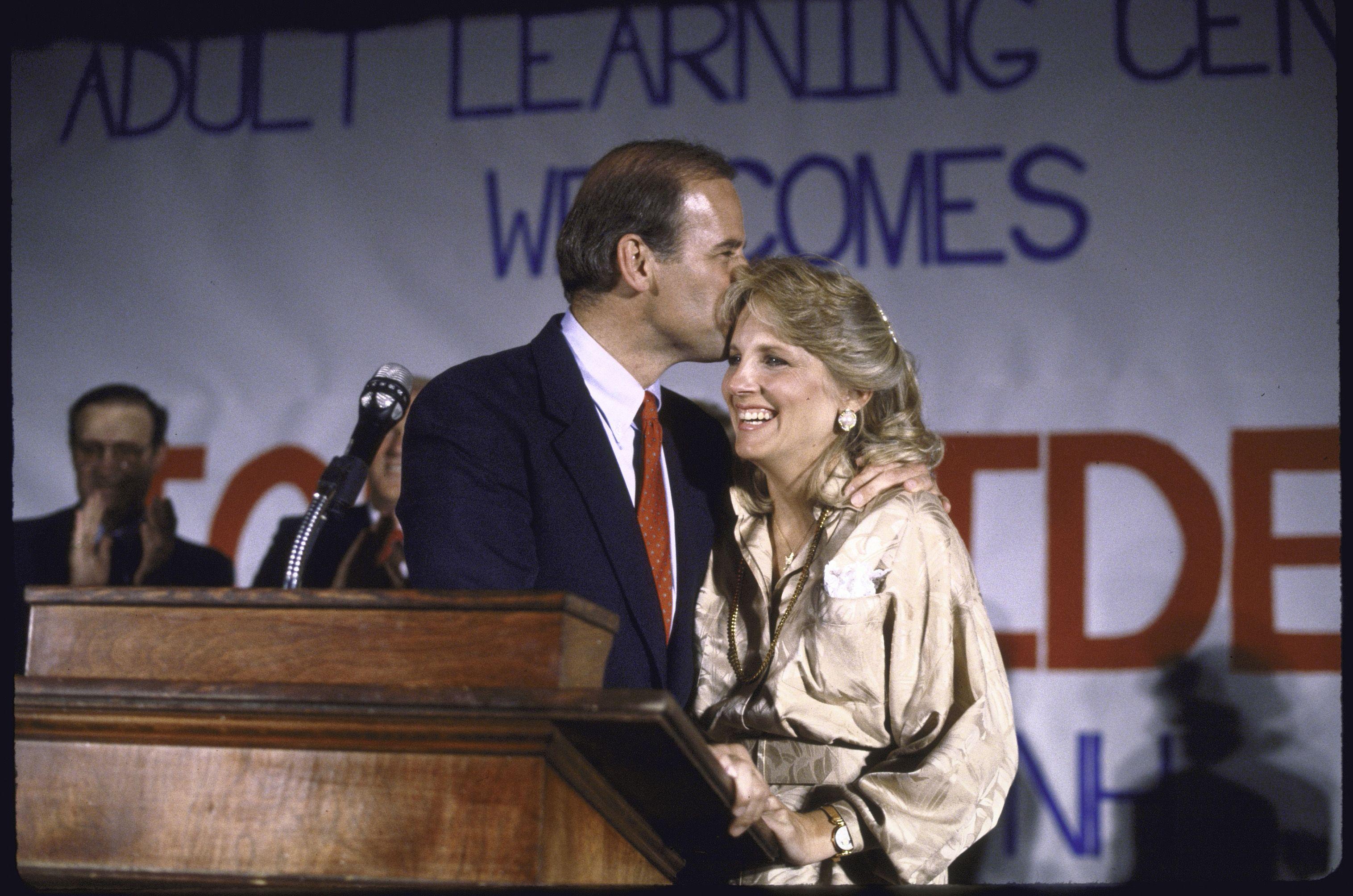 Joe Biden and Jill Biden's First Date - How Joe & Jill Biden Met