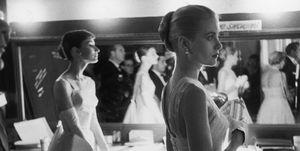 Grace Kelly;Audrey Hepburn