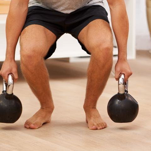 Exercise equipment, Sports equipment, Ball, Room, Weights, Personal trainer, Child, Physical fitness, Exercise, Playing with kids,