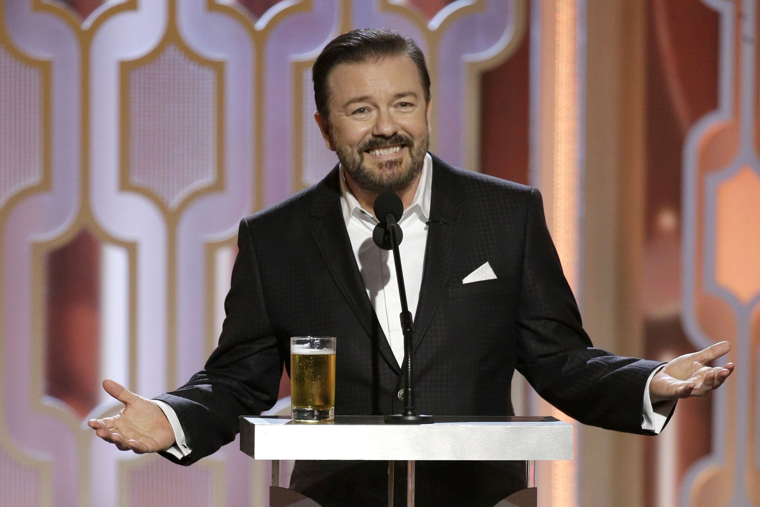 Why the Golden Globes Might Start Late