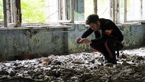 UKRAINE-TOURISM-NUCLEAR-CHERNOBYL