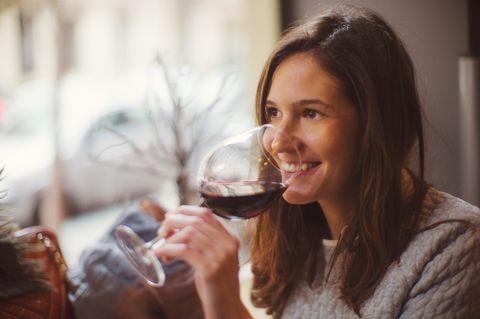 wijn is goed voor je tanden