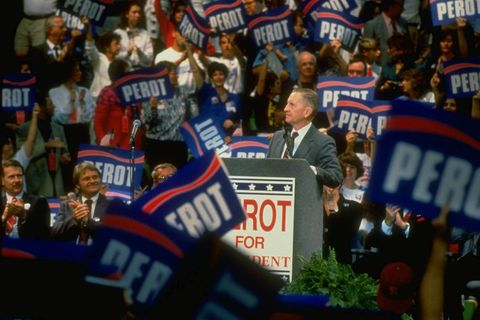 H. Ross Perot [Misc.];H. Ross Perot