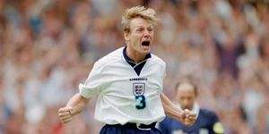 Stuart Pearce England Spain 1996