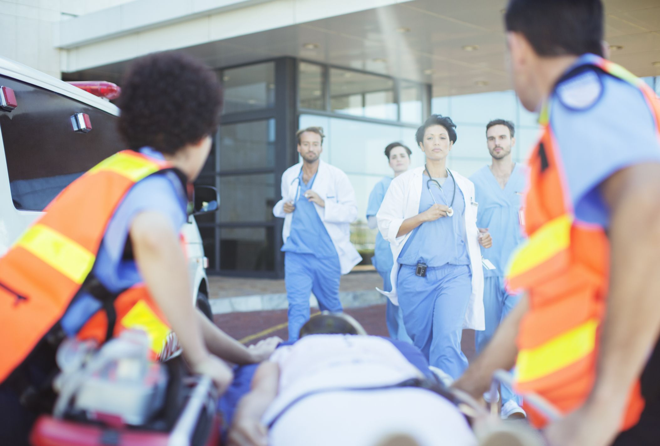 The Habit That Lowers Preventable Deaths, According to An EMS Worker