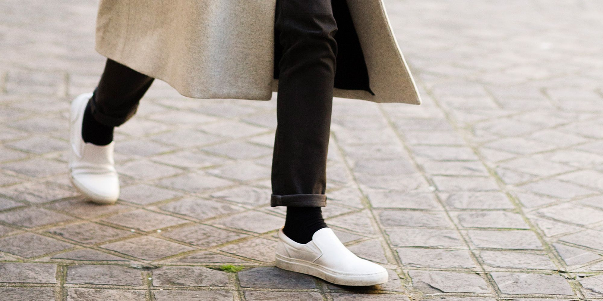 10 Slip-On Sneakers That Go With Everything in Your Wardrobe