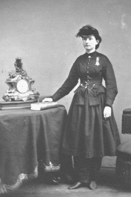 dr mary walker wearing medal of honor, for her service in civil war  photo by time life picturesmathew bradycollectionus armynational archivesthe life picture collection via getty images