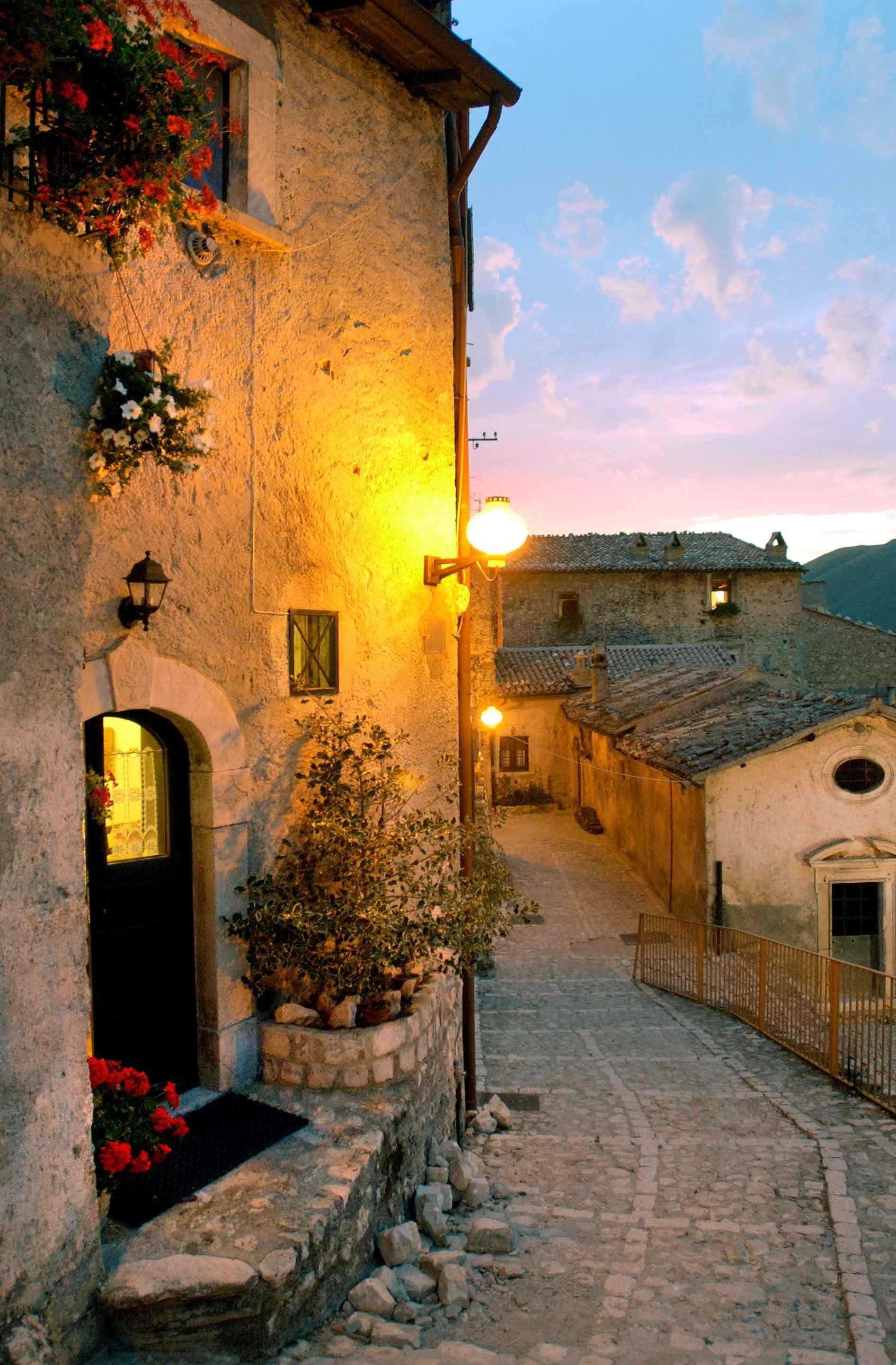 Santo Stefano, Abruzzo