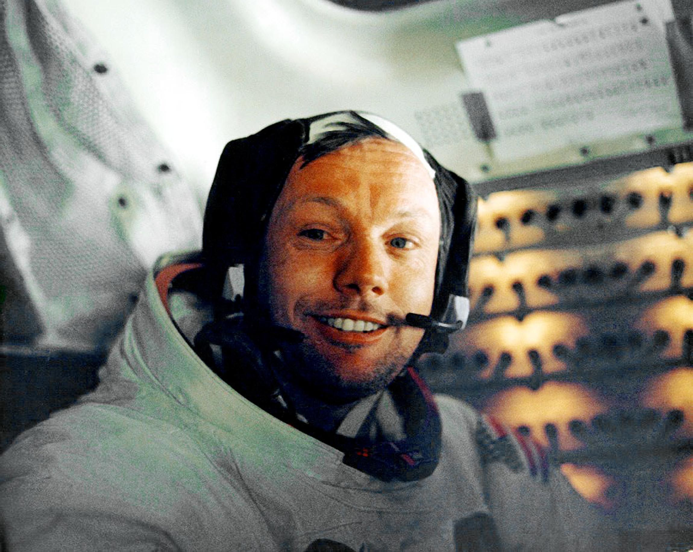 Neil Armstrong's Words—No, Not Those Words—Have Stuck With Me All These Years