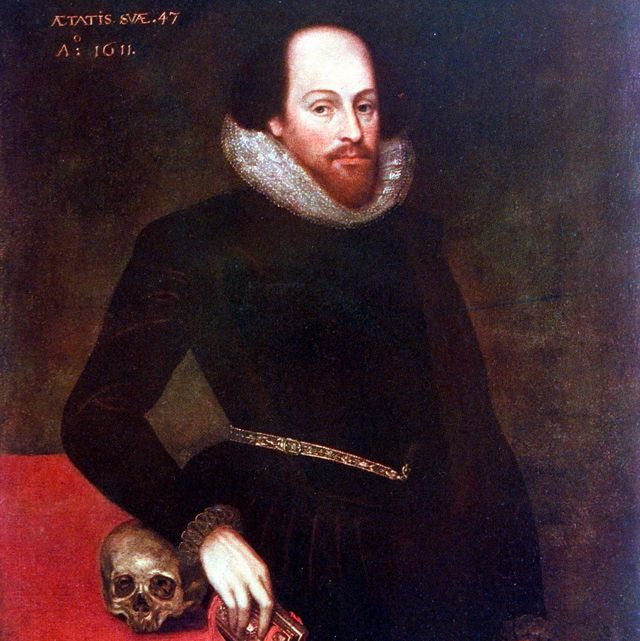 the ashbourne portrait of poet, philosopher, actor, william shakespeare 1564 1616  photo by time life picturesmansellthe life picture collection via getty images