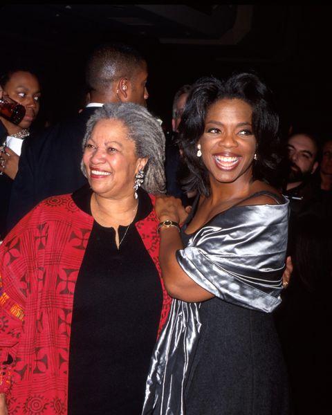 Toni Morrison;Oprah Winfrey