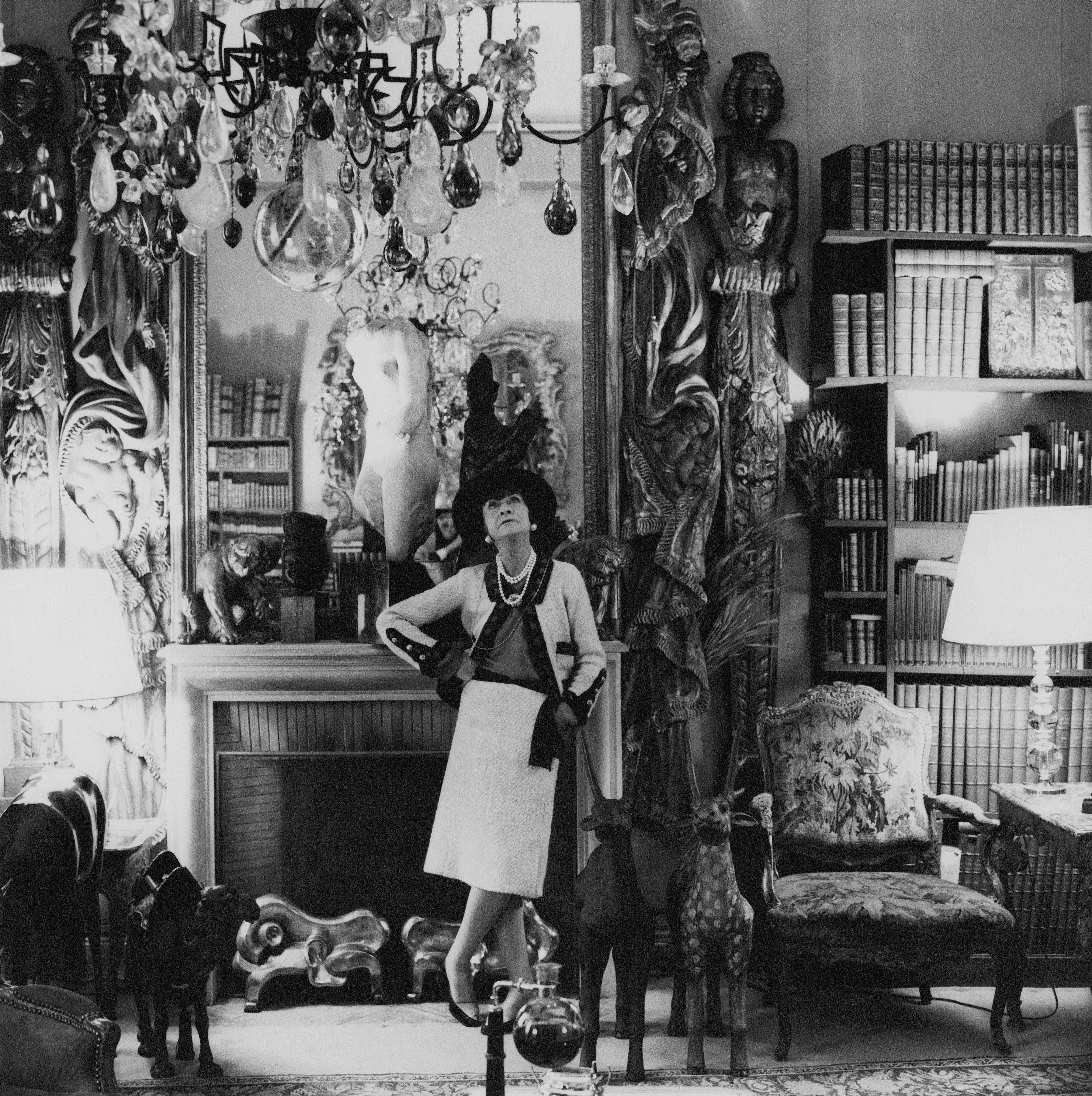 4000208c0c An Inside Look at Coco Chanel's 31 rue Cambon Apartment - A ...