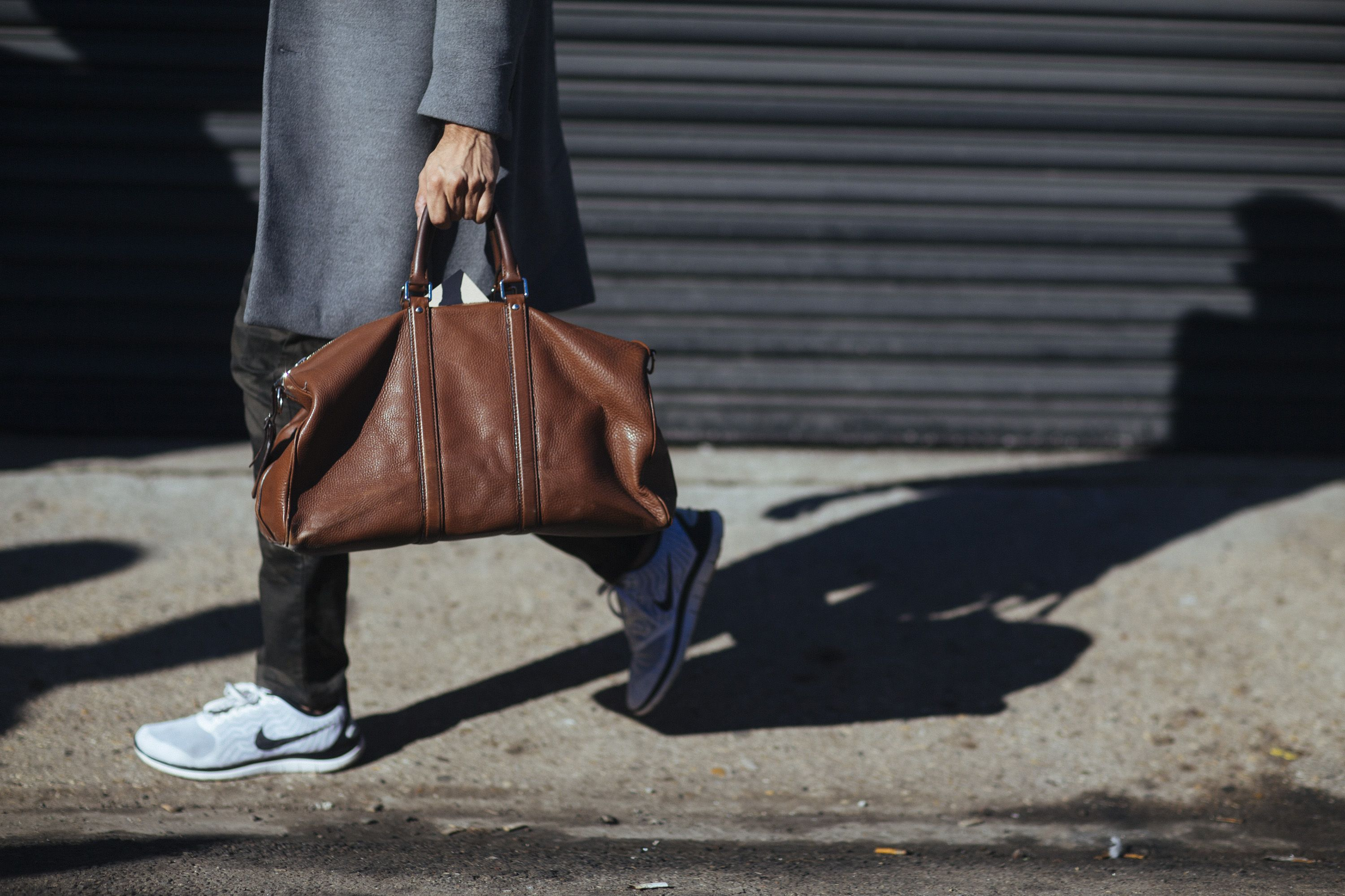 5b861199e44e54 The Best (Actually Stylish) Travel Bags for Under $200