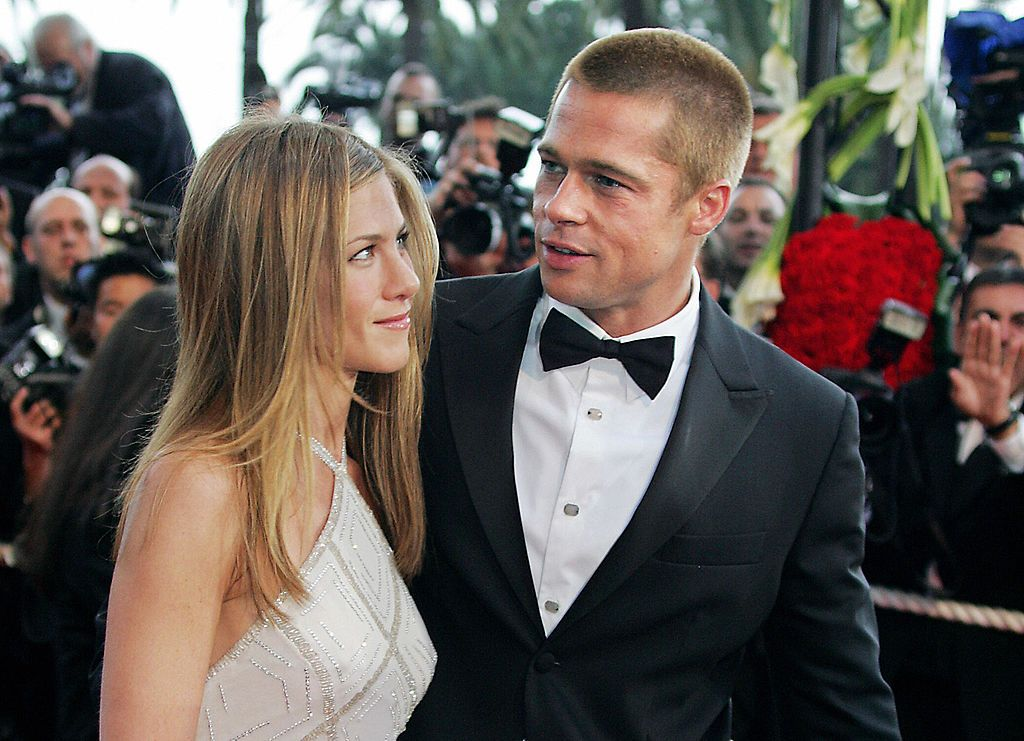 Brad Pitt and Jennifer Aniston are working together again