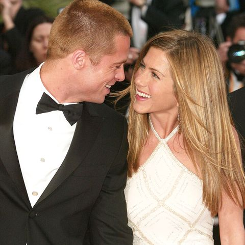 Why Brad Pitt And Jennifer Aniston Decided To Meet Up At Her 50th Birthday Party