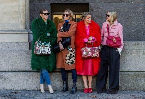 People, Red, Green, Fashion, Street fashion, Pink, Eyewear, Temple, Outerwear, Tourism,