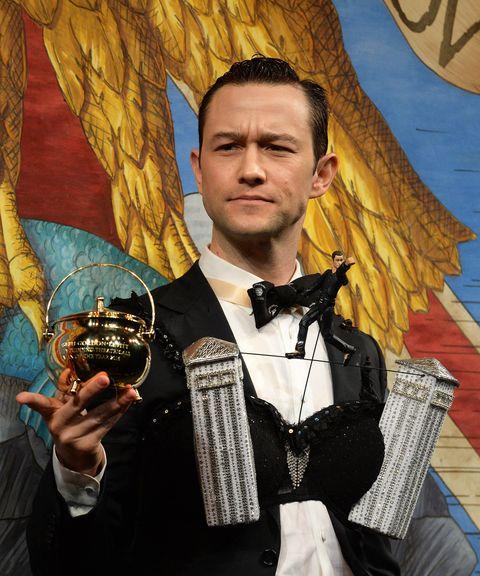 The Hasty Pudding Theatricals 2016 Man Of The Year Award Honoring Joseph Gordon Levitt