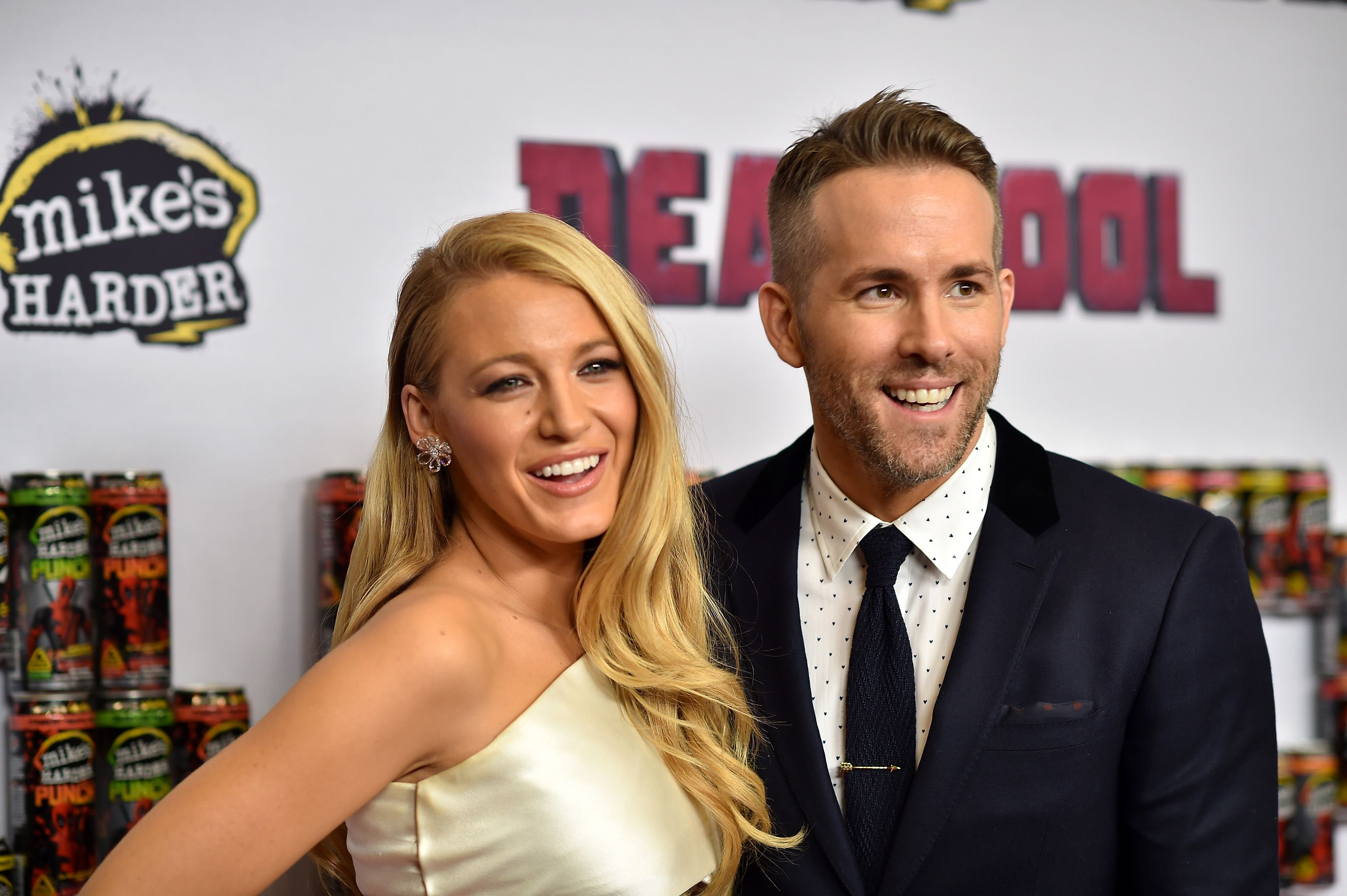 Ryan Reynolds Made Blake Lively a Glue Cake for Valentines Day