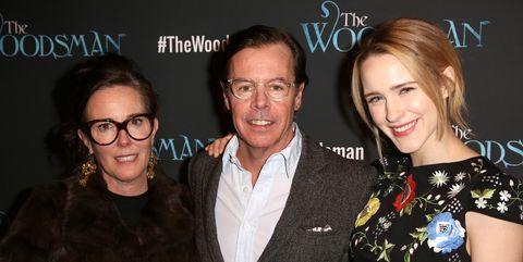 'The Woodsman' Off Broadway Opening Night