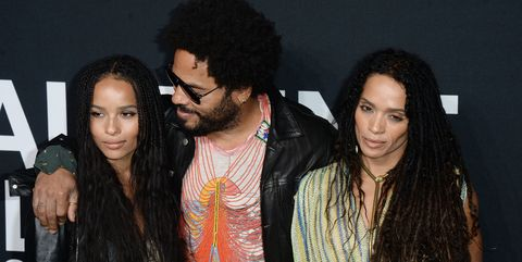 Who Are Zoe Kravitz S Parents All About Zoe S Mom And Dad