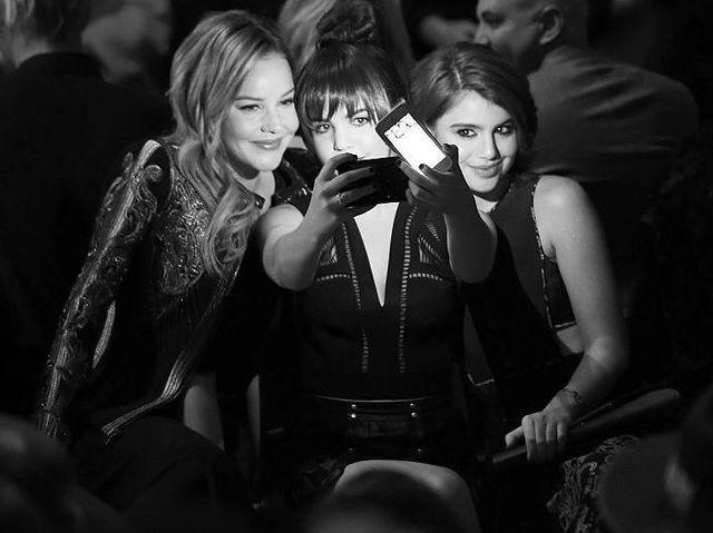 Fashion Week S Front Row Has Evolved