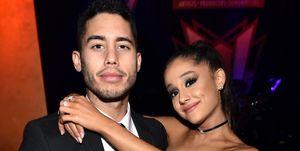 Ariana Grande responds to rumours she's dating Ricky Alvarez again